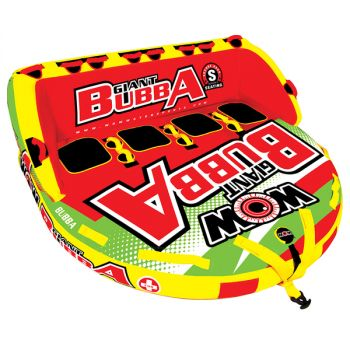 WOW Watersports Giant Bubba HI-VIS 4P Towable - 4 Person