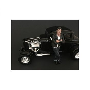 50\'s Style Figure I for 1:18 Scale Models by American Diorama 38151