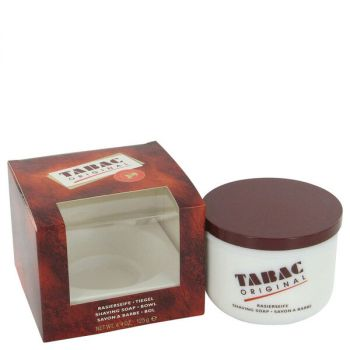 Tabac Shaving Soap With Bowl 4.4 Oz For Men