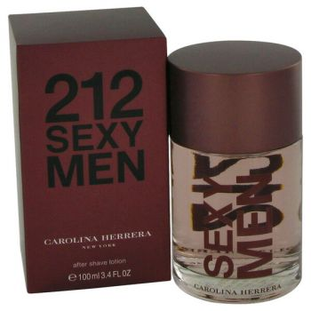 212 Sexy After Shave 3.3 Oz For Men