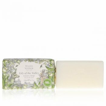 Lily Of The Valley (woods Of Windsor) Soap 6.7 Oz For Women