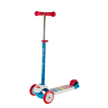 Fisher-Price 3-Wheeled Scooter with Lights and Sound
