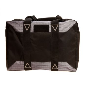 GPS Boat Bag with 4 Jig Tube Storage Open Comp for clothes