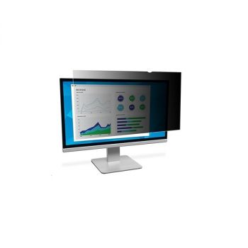 3M Privacy Filter For 23 WideScreen Monitor PF230W9B