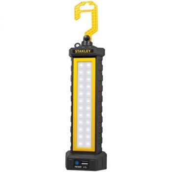 STANLEY BB24PS 500-Lumen LED Bright Bar with Power In and Out