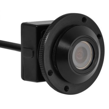 BOYO VISION VTK101N VTK101N Flush-Mount Rear-View Camera with Ultra-Low-Light Performance and Non-Mirror View Only