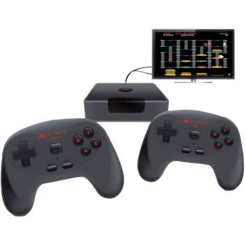 My Arcade DGUNL-3213 GameStation Wireless Plug & Play Game Console with 2 Controllers