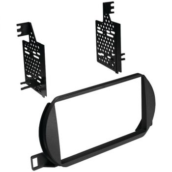 Best Kits and Harnesses BKNDK705 Double-DIN Kit for Nissan Altima 2002 through 2004