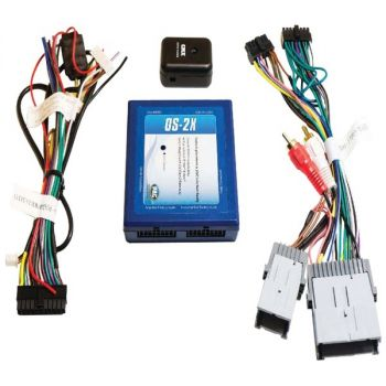 PAC OS-2X OnStar Interface for Select GM Vehicles (OS-2X for Select GM Class II Vehicles with or without Bose Sound System)
