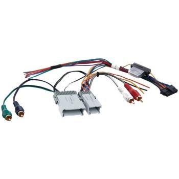 PAC RP4-GM11 All-in-One Radio Replacement & Steering Wheel Control Interface (for Select GM Vehicles)