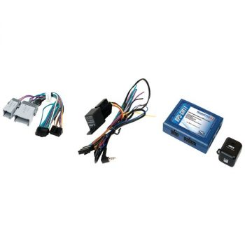 PAC RP5-GM11 Radio Replacement Interface (RadioPro5, Select GM Class II Vehicles with OnStar)