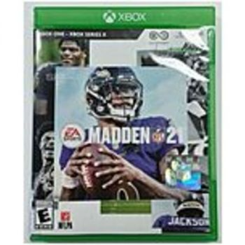 EA 014633379808 Madden NFL 21 - Simulation Game - E (Everyone) Rating - Xbox Series X, Xbox One
