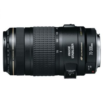 Canon EF 70-300mm f/4-5.6 IS USM Telephoto Zoom Lens - f/4 to 5.6