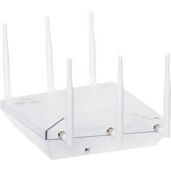 Aerohive AP390 IEEE 802.11ac 1.27 Gbit/s Wireless Access Point - 2.50 GHz, 5.95 GHz - MIMO Technology - 2 x Network (RJ-45) - Ethernet, Fast Ethernet, Gigabit Ethernet - Desktop, Wall Mountable, Ceiling Mountable