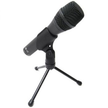 Audio-Technica AT2005USB Microphone - 50 Hz to 15 kHz - Wired - Handheld, Stand Mountable - XLR, USB, Mini-phone