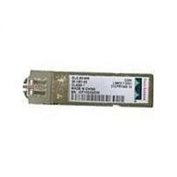 Cisco GLC-SX-MM Small Form-Factor Pluggable Gigabit Interface Converter - Wired - 1000Base-SX - 1 Gbps