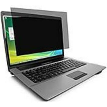 Kensington K52107WW Privacy Screen Filter Tinted Clear - For 17.3 Widescreen LCD Notebook - 16:9 - Scratch Resistant, Damage Resistant, Fingerprint Resistant - TAA Compliant
