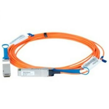 Mellanox Active Fiber Cable, VPI, up to 100Gb/s, QSFP, 20m - Fiber Optic for Network Device, Switch - 12.50 GB/s - 65.62 ft - 1 x QSFP Network - 1 x QSFP Network