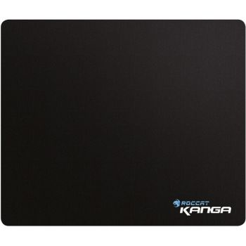 Roccat Kanga - Choice Cloth Gaming Mousepad - 10.63 x 12.60 Dimension - Cloth, Rubber Back - Wear Resistant, Slip Resistant