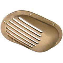 """Perko 6-1/4"""" x 4-1/4"""" Scoop Strainer Bronze MADE IN THE USA"""