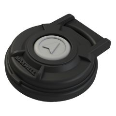 Maxwell Up/Down Footswitch - Compact, Black