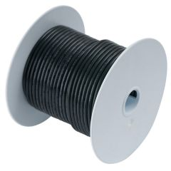 Ancor Black 1/0 AWG Battery Cable - 100'