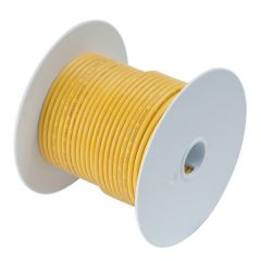 Ancor Yellow 1/0 AWG Tinned Copper Battery Cable - 50'