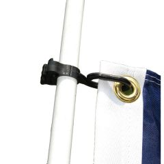 Taylor Made Charlevoix® Burgee and Antenna Cli (Pair)