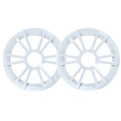 """FUSION EL-X651SPW 6.5"""" Sports Grill Covers - White f/ EL Series Speakers"""