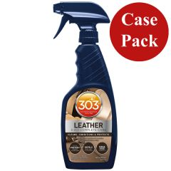 303 Automotive Leather 3-In-1 Complete Care - 16oz *Case of 6*