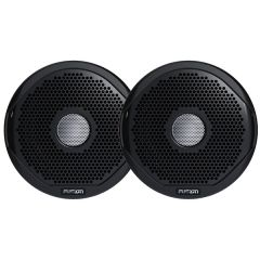FUSION MS-FR4GB Grill Covers - Black f/FR-Series Speakers
