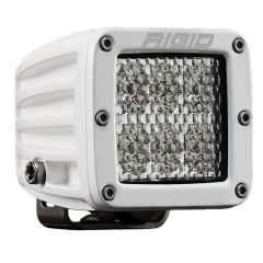 RIGID Industries D-Series PRO Spector Diffused - Single - White