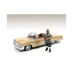 Lowriderz Figurine I for 1/24 Scale Models by American Diorama 76373