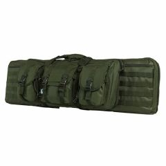 Vism 42 Inch Double Carbine Case-Green