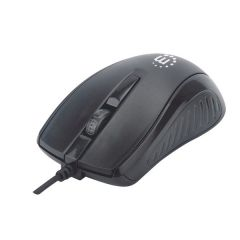 Manhattan 179331 Wired Optical Mouse