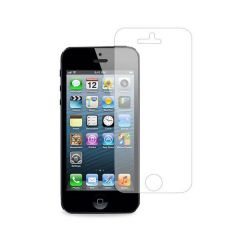 REIKO IPHONE SE/ 5S/ 5 TWO PIECES CLEAR SCREEN PROTECTOR IN CLEAR SCP05-IPHONE5