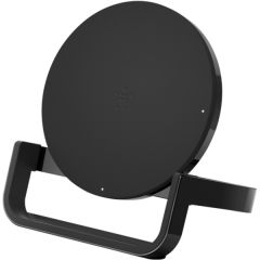 Belkin BOOST↑UP Wireless Charging Stand 10W for Apple, Samsung, LG and Sony - AC Plug