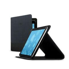 SOLO UNL2022-4 Velocity Universal Tablet Case - 8.5 to 11 Inch Tablets - Black and Navy