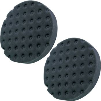 Shurhold Pro Polish Black Foam Pad - 2-Pack - 6.5