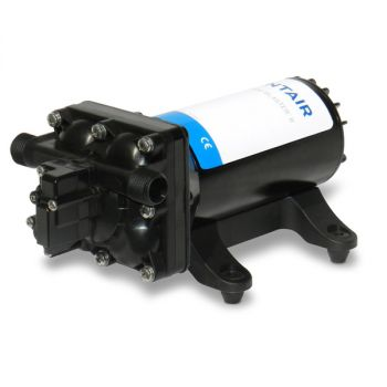 Shurflo by Pentair PRO WASHDOWN KIT™ II Deluxe - 12 VDC - 4.0 GPM - Includes Pump, Fittings, Nozzle, Strainer, 25' Hose