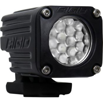 RIGID Industries Ignite Surface Mount Diffused - Single - Black