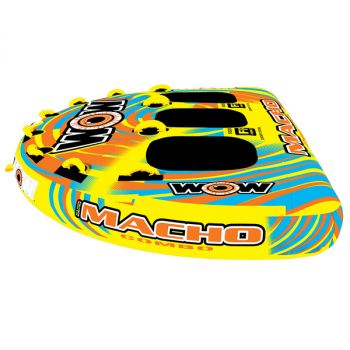WOW Watersports Macho Combo 3 Towable - 3 Person