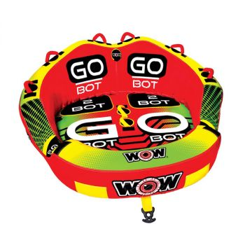 WOW Watersports Go Bot Towable - 2 Person