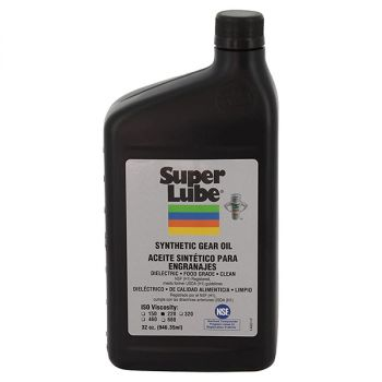 Super Lube Synthetic Gear Oil IOS 220 - 1qt