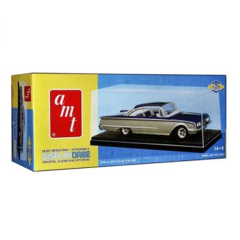 Collectible Display Show Case for 1/24-1/25 Scale Model Cars by AMT AMT600