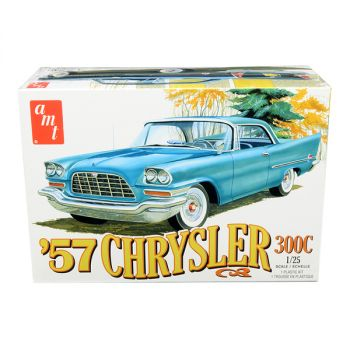 Skill 2 Model Kit 1957 Chrysler 300C 1/25 Scale Model by AMT AMT1100M