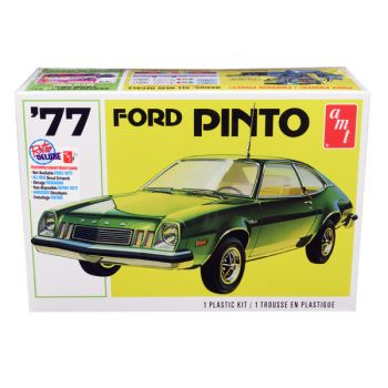 Skill 2 Model Kit 1977 Ford Pinto 1/25 Scale Model by AMT AMT1129M