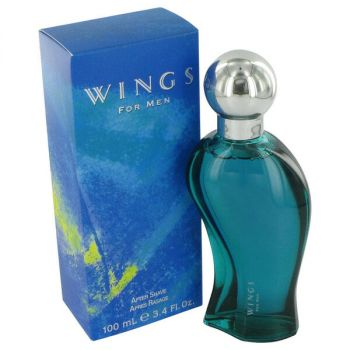 Wings After Shave 3.4 Oz For Men