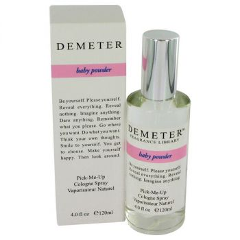 Demeter Baby Powder Cologne Spray 4 Oz For Women