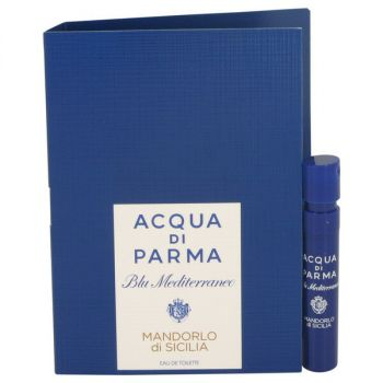 Blu Mediterraneo Mandorlo Di Sicilia Vial (sample) 0.04 Oz For Women